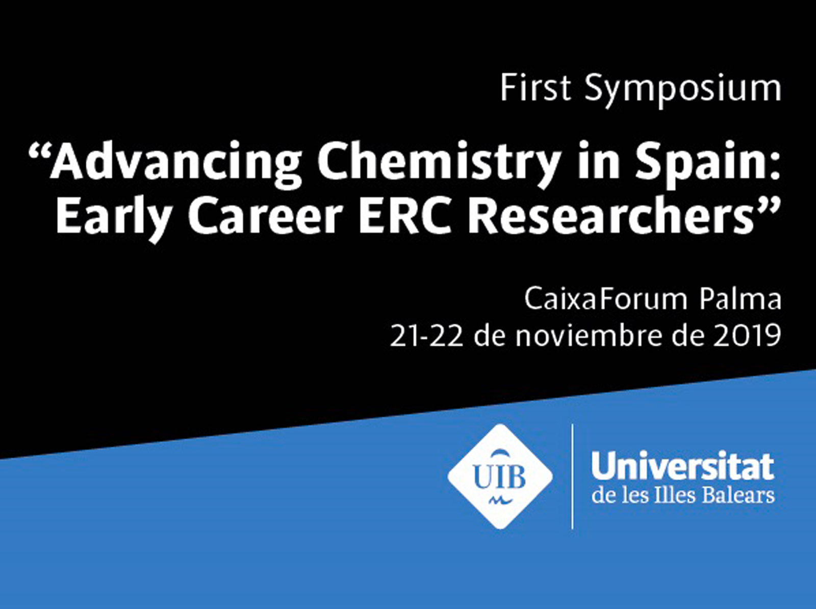 Simposio Advancing Chemistry in Spain